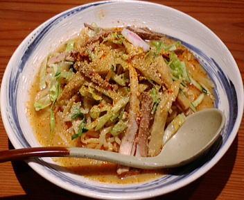 大安食堂東掘店 スーラー冷麺