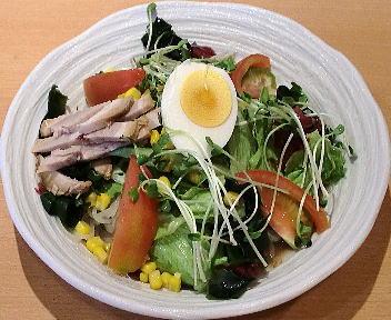 泉貴 サラダ冷麺
