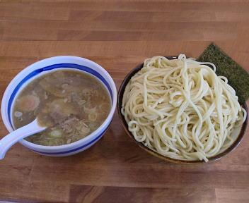 大勝軒いちばん つけ麺(中盛)