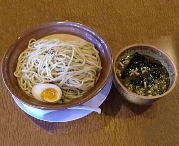 吉相 つけ麺(大盛)