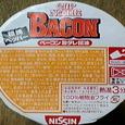 カップヌードル ベーコン旨ダレ醤油
