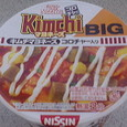 カップヌードル キムチマヨネーズ