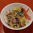 ホームラン食堂 小丼(ランチセット)