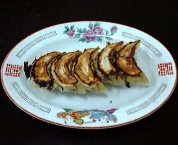 古稀櫻 餃子