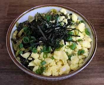 黒船 高菜小丼
