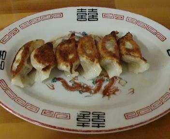 中華餃子館 焼き餃子