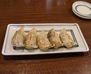 三宝亭赤道錦町店 焼き餃子