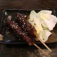 かぶらや 味噌串カツ