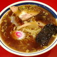 つり吉 ラーメン(白醤油)