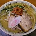 武蔵大学前店 からし味噌らーめん