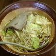 東横駅南店 特製野菜みそラーメン(大盛)