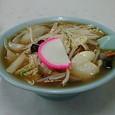楼蘭 広東麺