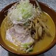 じじ&ばば 味噌ラーメン+ねぎ