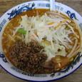 古稀櫻 味噌担々麺