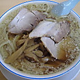 安福亭千手店 老麺