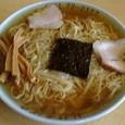 杉村屋 中華そば(並)