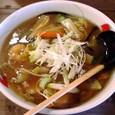 大雷神ラグーナ女池店 広東麺