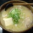 松茶屋 トン汁ラーメン
