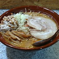 じじ&ばば 味噌ラーメン+納豆