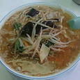 安福亭千手店(旧) 味噌老麺