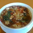 上海大食堂 広東麺
