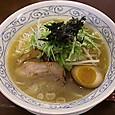 青桐 鶏骨ラーメン