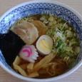塩沢石打パーキングエリア 醤油ラーメン