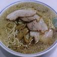 安福亭千手店(旧) 老麺(大盛)