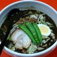 ことぶき屋 黒ゴマ野菜担々麺