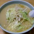古潭 野菜味噌ラーメン(大盛)