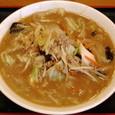 六綵亭 野菜みそラーメン