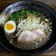 黒船 醤油麺