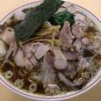 青島西掘通店 チャーシューメン(大)+麺50円増