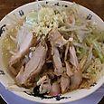 ダルマ食堂 ちゃんタンメン+野菜増し