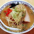 きんしゃい亭新潟駅前店 野菜味噌ラーメン