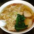 くら田 チャーシューメン(大盛・平麺)