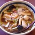 さんぽう亭白根店 五目うま煮麺