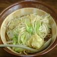 東横駅南店 野菜みそラーメン(大盛)