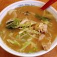 カトウ支店 野菜ラーメン(並)