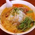 岡村家 特製担タン麺