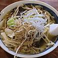たぶきん柳都大橋南店 野菜タップリらーめん