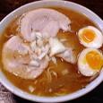 渚 味噌ラーメン+味玉