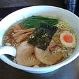 粋龍 粋龍らーめん(醤油)大盛