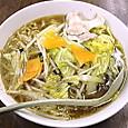 東横駅南店 野菜(醤油)ラーメン