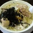 渚 塩ラーメン(大盛)+味玉