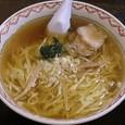 くら田 ラーメン(ダブル・平麺)