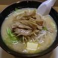 古潭 野菜味噌ラーメン+チャーシュー+メンマ+バター