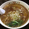 火鳳 角煮魚介ラーメン
