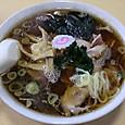 青島西掘通店 ラーメン(大)