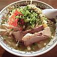 きんしゃい亭紫竹山店 豚骨野菜味噌ラーメン